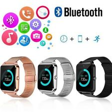 Z60 Premium SmartWatch Uhr Bluetooth Samsung iPhone Android SIM Kamera Handy HTC