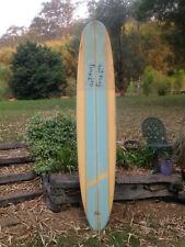 "rare collectable  9' 3"" FRANK LATTA Longboard, Surfboard"