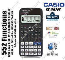 Calculadora Científica Casio FX-991EX classwiz 552 funciones-Negro