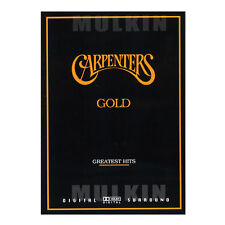 Carpenters - GOLD : Greatest Hits / DVD (*New *Sealed *All Region)