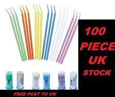 Micro Brush Disposable Microbrush Applicators Eyelash Extensions 100 Pcs Swab UK