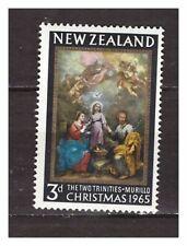 12136) New Zealand MNH Neu 1965 Christmas (Murillo Painting) 1v