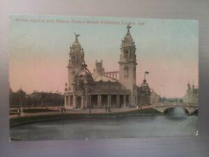 Postcard, Franco British Exhibition London 1908
