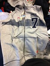 NIKE HOODY I SLEEVELEESS /GREY AT £18 36/38 OR 38/40 INCH CHEST  FRONT