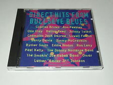 Direct Hits from Bullseye Blue - V/A (CD1993) Joe Kubek Jack Dupree Near Perfect
