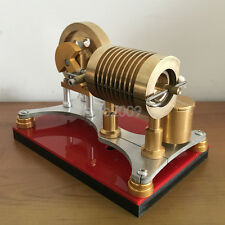 New Hot Air Stirling Engine Model Toy Flame Eater Fire Suction Micro Engine Moto