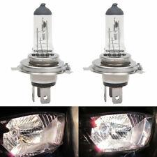 2X H4 55w Car Halogen Headlight Lamps Fog Light Bulbs 12v 3 Pin Dip Main Beam