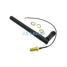 2.4G Wireless SMA Antenna with Extension cord for NRF24L01+PA CC2500 Arduino AM