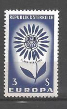 EUROPA 1964 Autriche - Austria neuf ** 1er choix