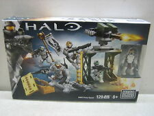 HALO MEGA BLOKS UNSC VICTOR SQUAD BLOCKS SET NEW SEALED