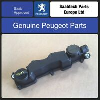 GENUINE PEUGEOT 1.6 HDi  ENGINE ROCKER COVER & GASKET - 0248L1 - NEW