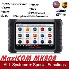 Autel MaxiCOM MK808 Car Diagnostic Scan Tool All Systems Scanner IMMO Key Coding