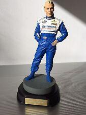 Exoto / Jacques Villeneuve / 1997 F1 Champion / Hand Painted Figurine / 1:9