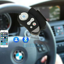 Car Universal Steering Wheel Wireless Bluetooth Car Speaker Phone Kit Hands Free