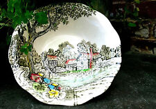 Bowls Staffordshire Pottery Tableware 1940-1959 Date Range