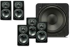SVS Prime Satellite 5.1 Speaker Package (Black Ash) (NEW!)