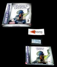 UNA SERIE DE CATASFROFICAS DESDICHAS Pal  Nintendo GBA GameBoy Advance game boy