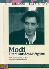 COFANETTO DVD - MODI' VITA DI AMEDEO MODIGLIANI SERIE TV (3 DVD) - Nuovo!!