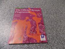 1994 Olympic Program Programme XVIII Lillehammer,