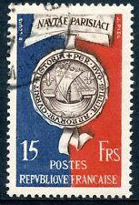 stamp / TIMBRE FRANCE OBLITERE N° 906  BIMILLENAIRE DE PARIS