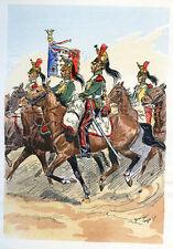 Uniformologie-J. Margerand: L'ARMEE FRANCAISE EN 1845 (SIDI BRAHIM).M. Toussaint