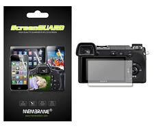 6 x Ultra Transparente Protector De Pantalla Lcd Protector Film Para Sony Alpha Nex-6