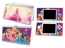 Skin Sticker to fit Nintendo DS Lite DSL - Barbie Charm School
