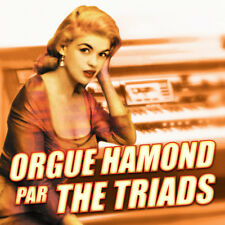 CD Orgue Hammond - The Triads
