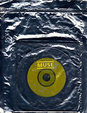CD SINGLE promo MUSE time is running out UK 2003 RARE