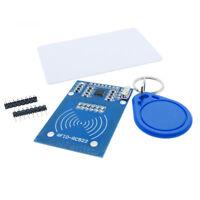 RFID-RC522 RF IC Card Sensor Arduino Module Read Antenna MFRC522 DC 3.3V USA