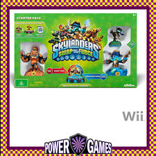 Skylanders Swap Force Starter Pack (Nintendo Wii) Brand New