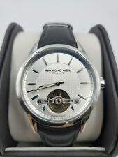 New Raymond Weil Freelancer Automatic Mens Watch 2780-STC-65001 NO RESERVE $1850