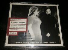 Verdi: I Vespri Siciliani - Callas / Kokolios Bardi / Mascherini / Kleiber CD