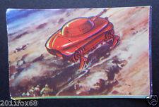 il mondo del futuro 214 stickers figurine lampo 1959 figurines lampo cromos zzto