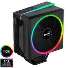 Aerocol Cylon 4 Addressable RGB CPU Air Cooler Heatink + Fan