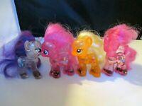MLP My Little Pony Water G4 Water Cuties; Pinkie Pie, Rarity & Applejack
