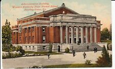 Early 1900's Ad. Building, State Normal School in Bowling Green, KY Kentucky PC