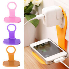Tablet Support Wall Charger Holder Phone Bracket Charging Stand Hanging