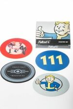 Fallout 4 Limited Edition Coaster Set NEW Box Loot Crate Pip Boy