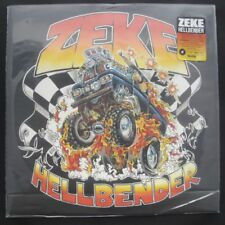 Zeke – Hellbender – Black Vinyl, LP, Relapse Records, 2018, Punk Rock, Seattle