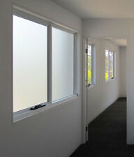 WINDOW FROSTING FILM, WINDOW ETCHING CUT TO SIZE, OFFICE WINDOW FROSTED FILM