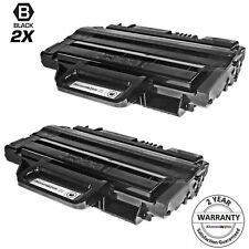 2pk HY Black Toner Cartridge for Samsung ML-D2850B MLD2850B Printer ML-2851ND