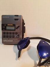 SONY WALKMAN WM-FX43 FM/AM RADIO CASSETTE PLAYER MEGA BASS DOLBY AUTO REVERSE