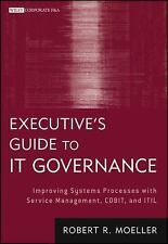 NEW--Executive's Guide to IT Governance