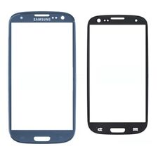 Front Screen Glass Replacement for Samsung Galaxy S3 mini BLUE