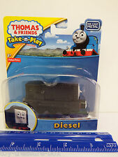 Thomas & Friends Take-n-Play or Take Along Portable Railway DIESEL Vehicle