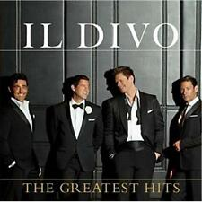 IL DIVO GREATEST HITS CD NEW