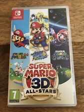 New listing Super Mario 3D All-Stars Video Game for Nintendo Switch
