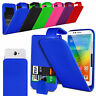 Clip On PU Leather Flip Case Cover Pouch For HTC One