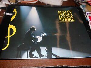 DUDLEY MOORE 1992 U.K TOUR PROGRAMME